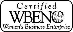 A WBENC-Certified Women's Business Enterprise
